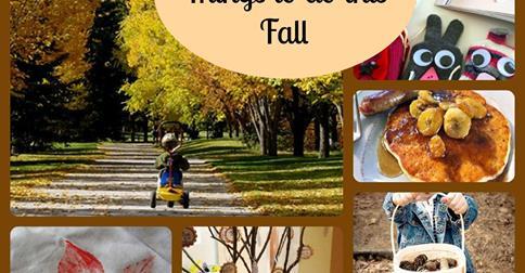 Fun Family Fall Things To Do