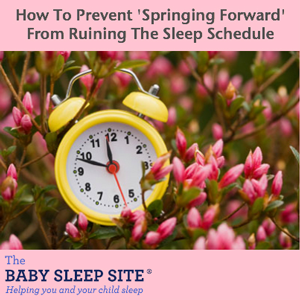 Spring Ahead With Your Baby's Sleep