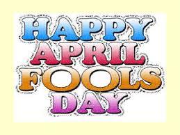 Happy April 1st!!!
