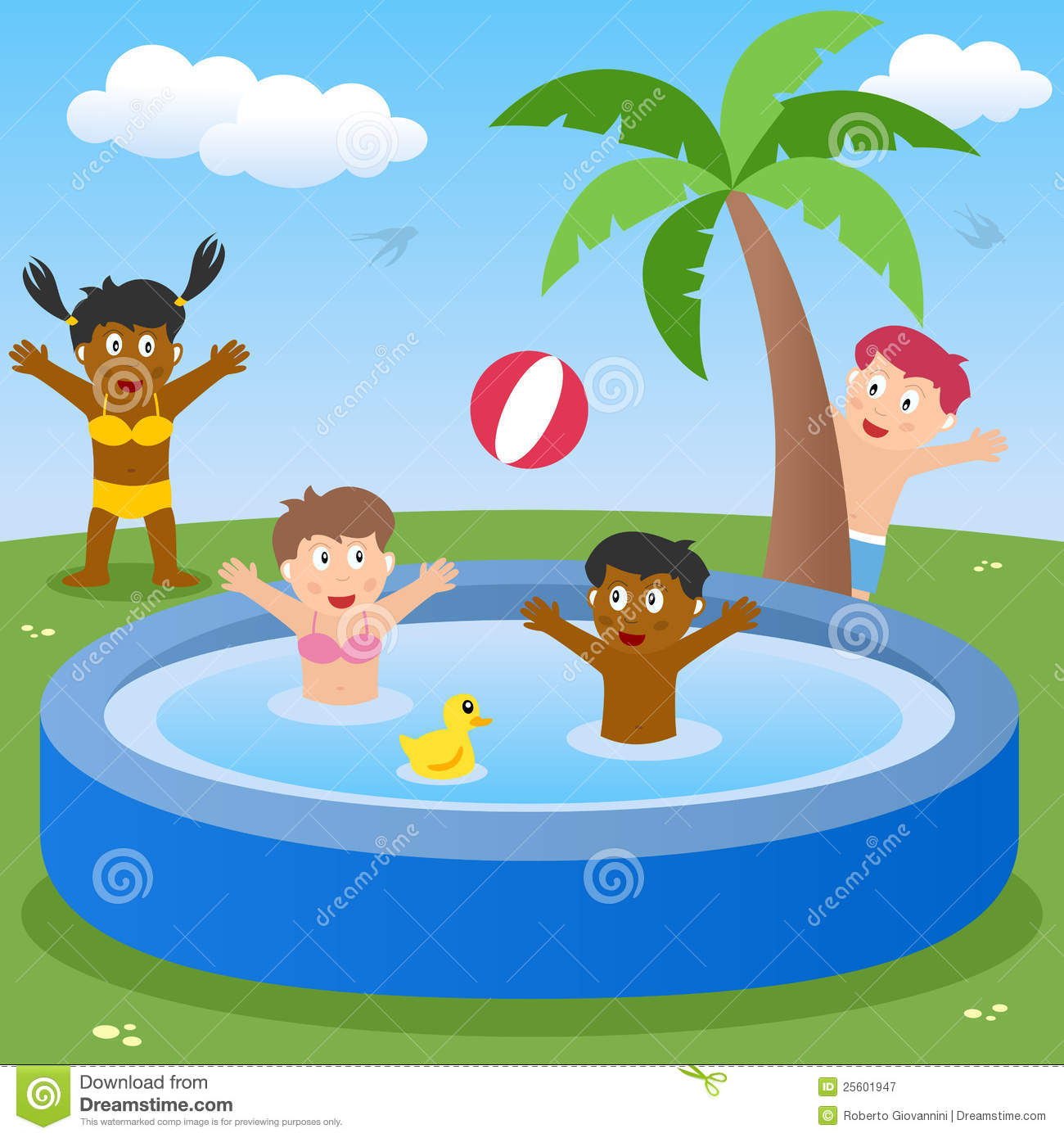 Water Safety For Kids…