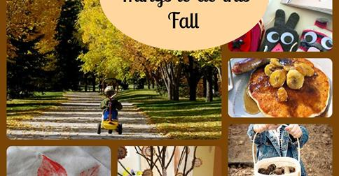 Fun Family Fall Things To Do