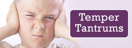 Help with Temper Tantrums