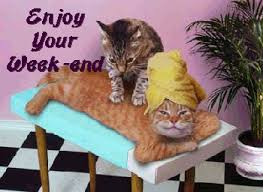 Have a relaxing long weekend!