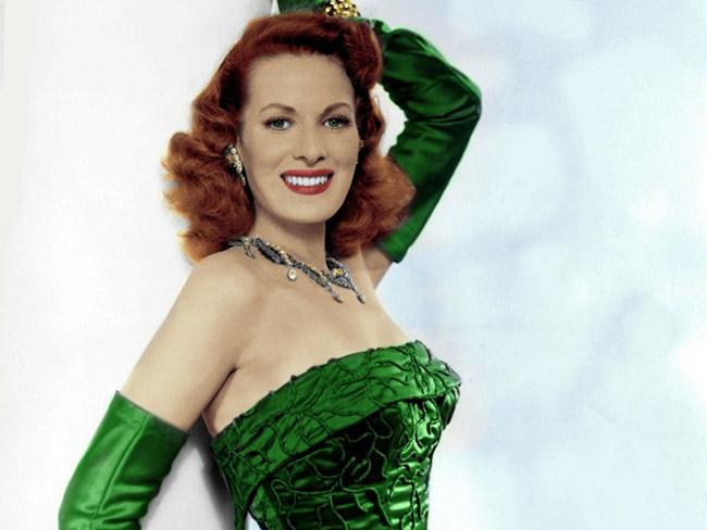 Tribute To An Irish Beauty…