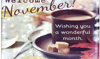 November…The Craftiest Month of the Year!
